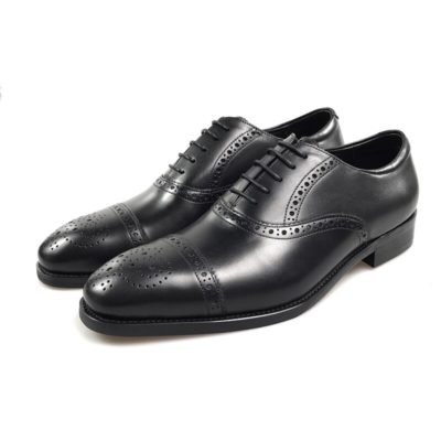 Genuine Leather Men Oxford Shoes