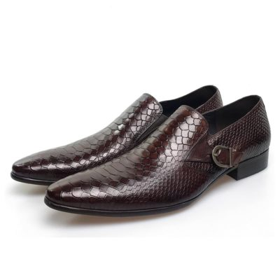Italian fashion Men's dress shoes
