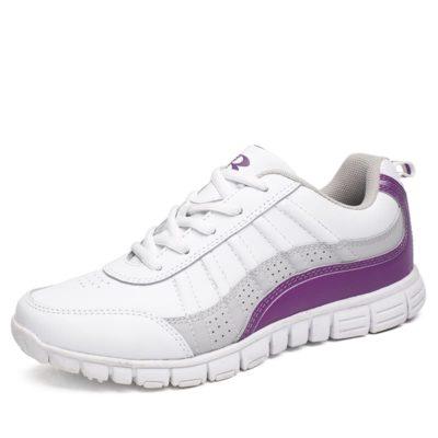 Lace Up Women's Athletic Shoe