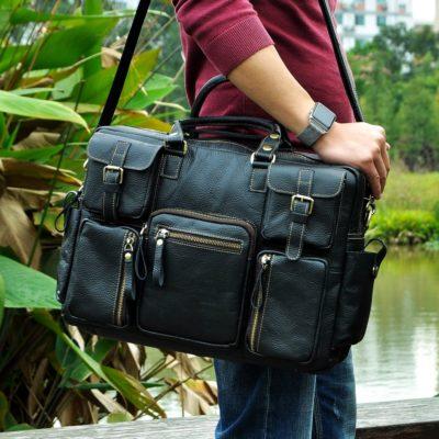 Men's Travel Business Briefcase