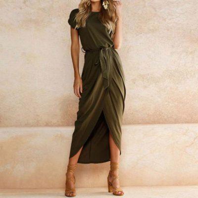 Elegant Maxi Women Dress