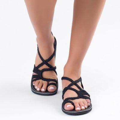 Flat Soled Women Sandals