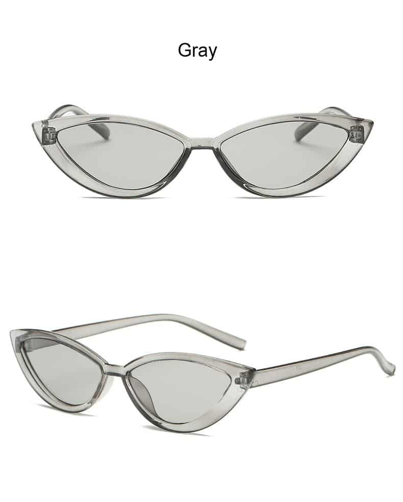 Women's Small Cat Eye Sunglasses