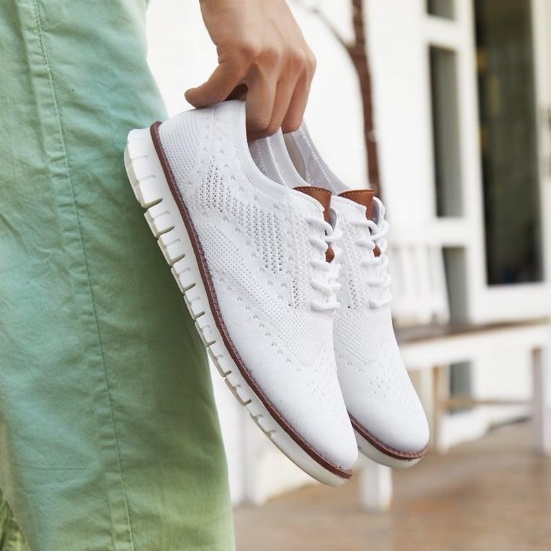 Men's Mesh Breathable Sneakers