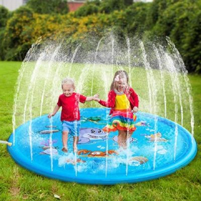 Inflatable Sprinkler Outdoor Play Toys