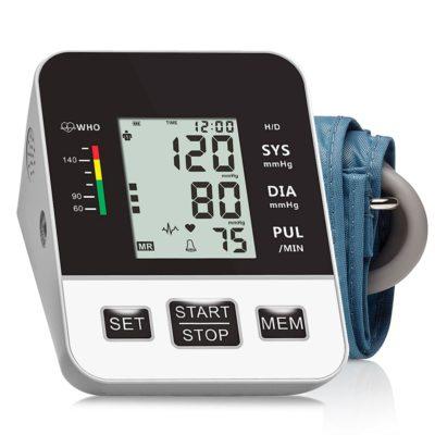 Automatic Digital Upper Arm Blood Pressure