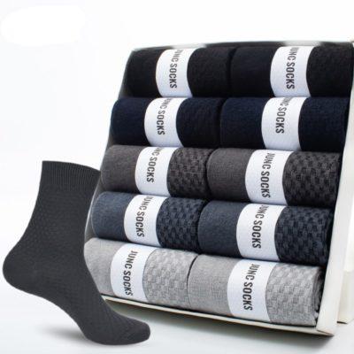 Men's Bamboo Fiber Socks