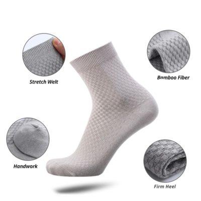 Men's Business Cotton Socks