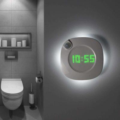 Smart Sensor Wall clock