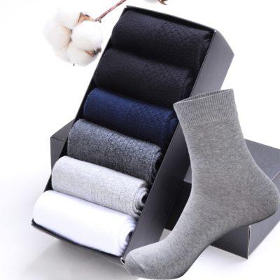 Casual Men's Business Socks