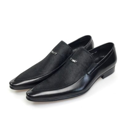 Mens Genuine Leather Business shoes